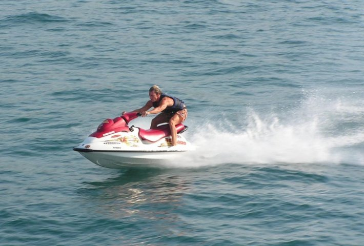 Jet Ski Ride - Hotel Marin View